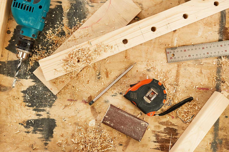 carpínteria madera